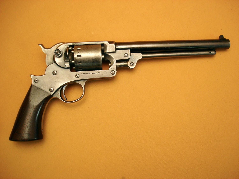 Revolver Starr Army mod.1863.
