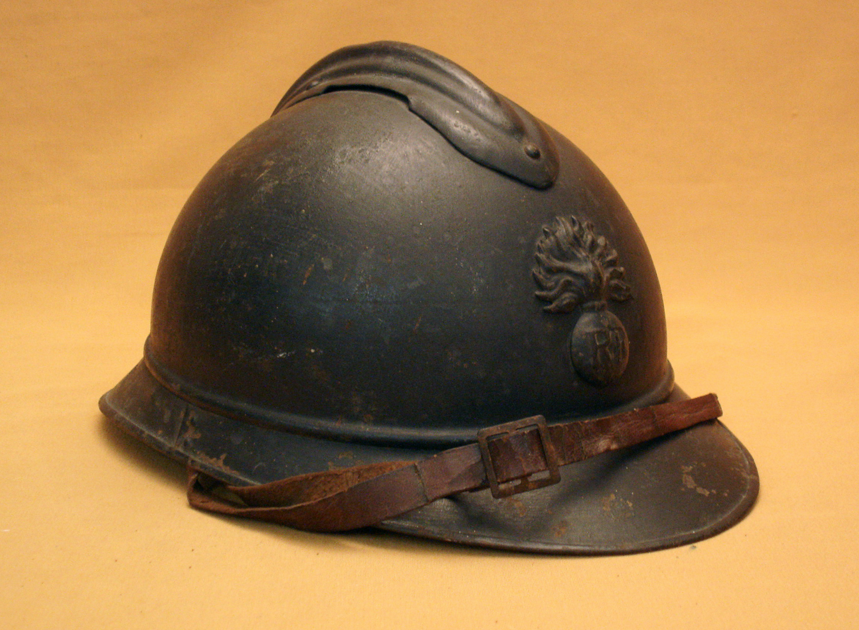 Casque Adrian mod.15 Infanterie.