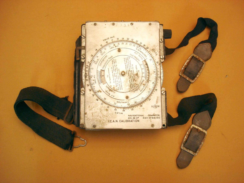 Navigational computor MKIII 1944.