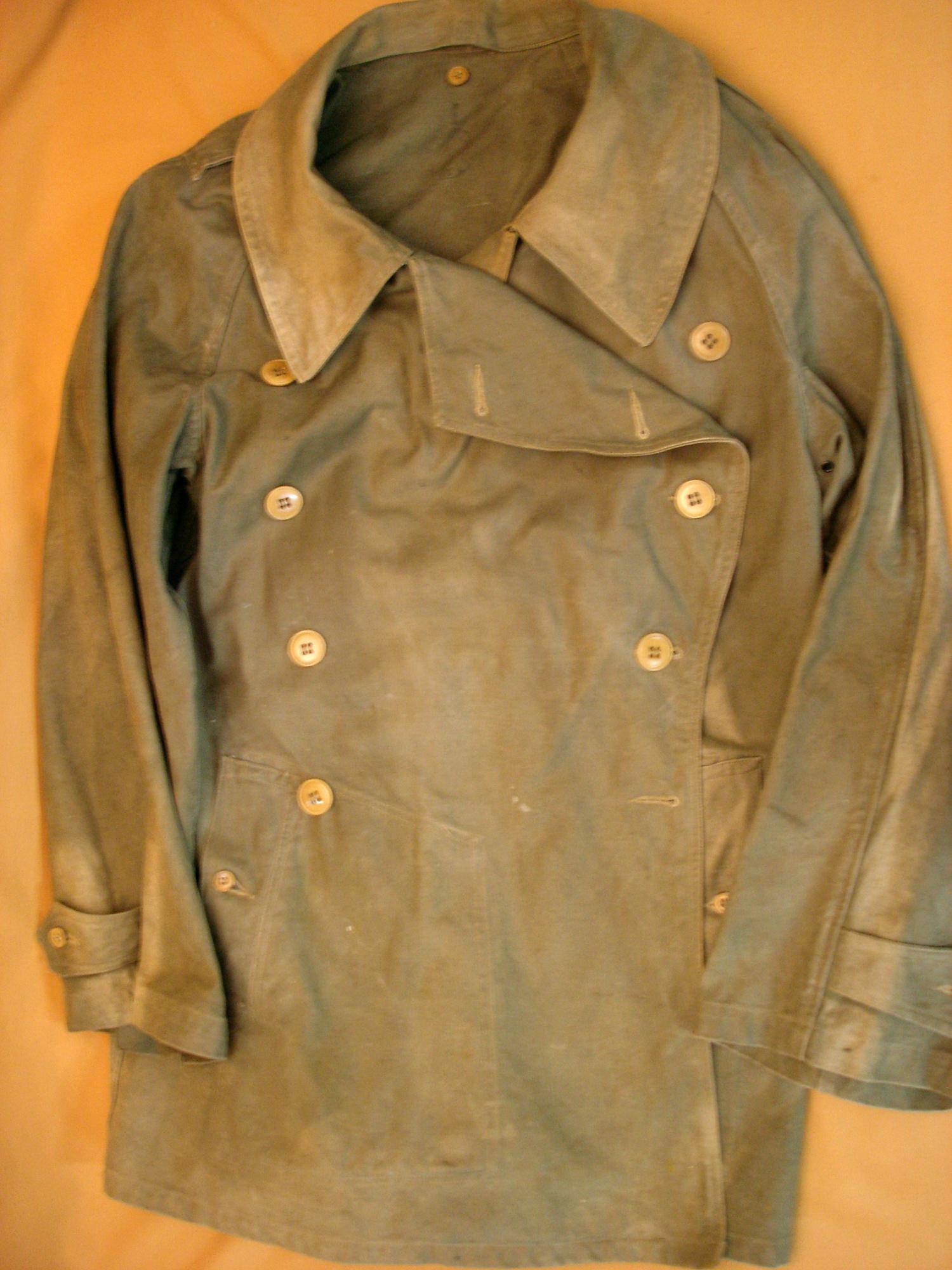 Paletot mod.1938 des troupes motorisées.