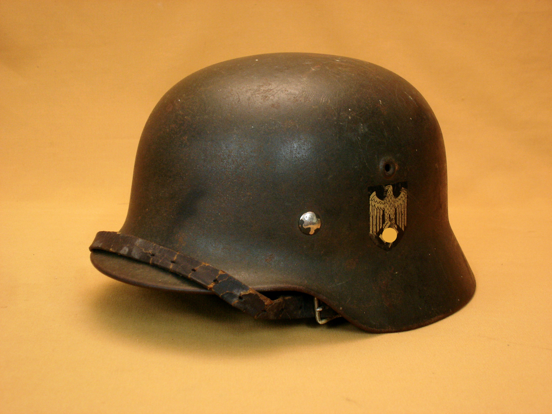 Casque Allemand Wehrmacht mod.40.