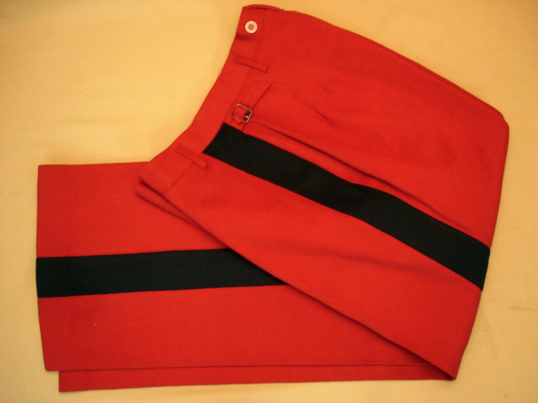 Pantalon garance d'officier.