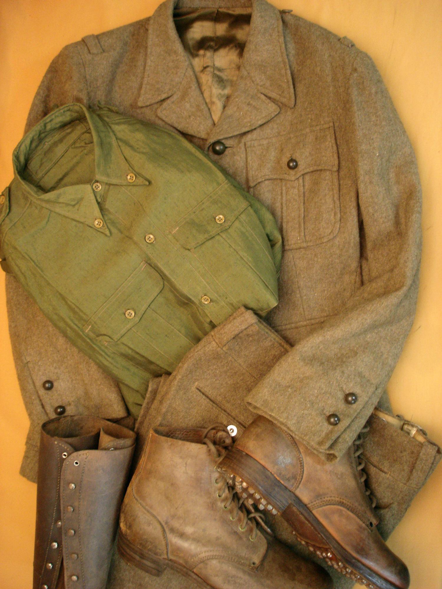 Tenue mod.41 Armée d'Armistice.