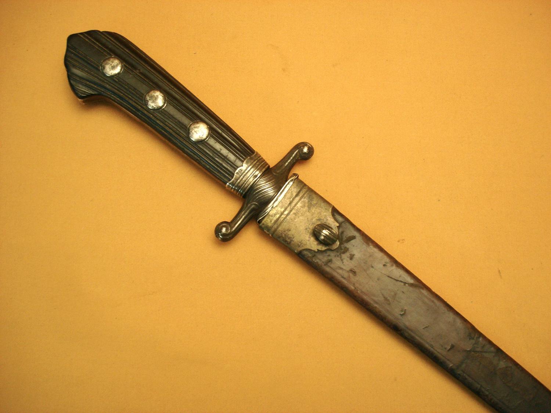 Dague de chasse XVIIIe.