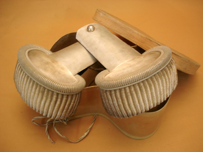 Épaulettes d'officier supérieur de Cavalerie.